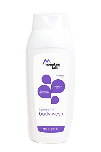 Mountain Falls Body Wash, Lavender, Compare to Ivory, 24 Fluid Ounce
