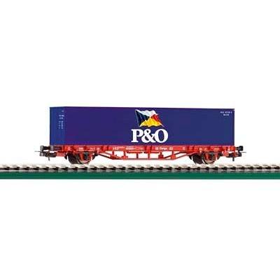 Piko 57706 - Vagone merci P& O DB-Cargo V GM-PK57706