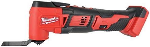 Milwaukee 2626-20 M18 18V Cordless Orbiting Multi Tool