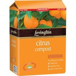 Citrus Fertiliser Food Levington Citrus Compost 8L Ensures A Long Life Grow More