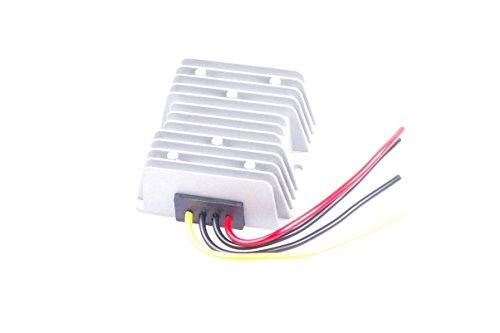 - KNACRO 36V 48V (30v - 60V) to 24V 20A 480W DC-DC Waterproof Boost Converter Automatic Step Down Voltage Regulator Module Car Power Supply Voltage Transformer (24V 20A 480W)