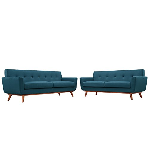 Engage Loveseat and Sofa by Modway