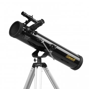 Price comparison product image Coleman Astrowatch 76 Reflector Telescope