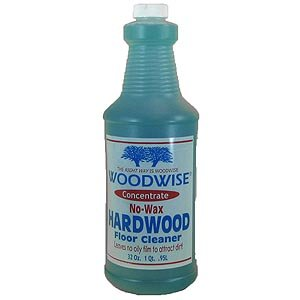 Cleaner For Hardwood Floors natural hardwood floor care 2 pack Woodwise 32oz Concentrate No Wax Hardwood Floor Cleaner
