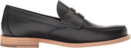 Mocassino Mens Manhattan In Pelle Blu Notte