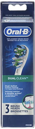 Oral-B Dual Clean 3 Replacement Brush Head by Oral B (Image #2)