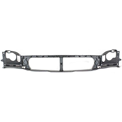 Header Panel Compatible with Ford Mustang 99-04 ABS Plastic (Windstar Header Ford Panel)