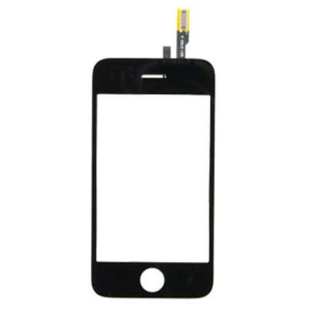 Generic Front Touch Digitizer Glass Compatible For Apple I Phone 3Gs - 3gs Iphone Digitizer