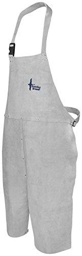 leather apron split - 2