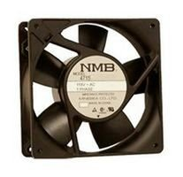 NMB TECHNOLOGIES 3110PS-12W-B30-A00 AXIAL FAN, 80MM, 115VAC, 85mA