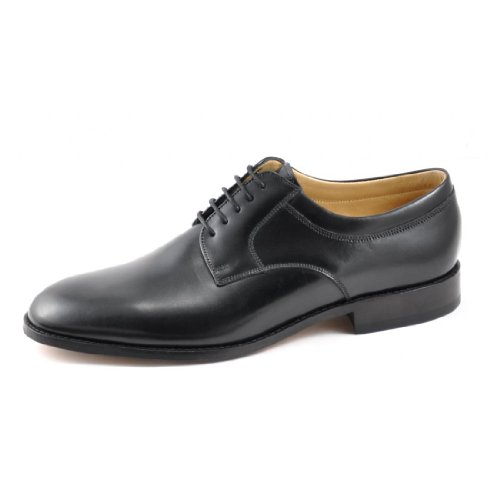 Wycombe Loake Formal con lacci Black