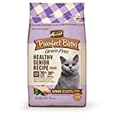 Merrick Purrfect Bistro Grain Free Healthy Senior Cat Food, 7 lbs.
