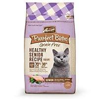 Merrick Purrfect Bistro Grain Free Healthy Senior Cat Food, 7 lbs. by Merrick