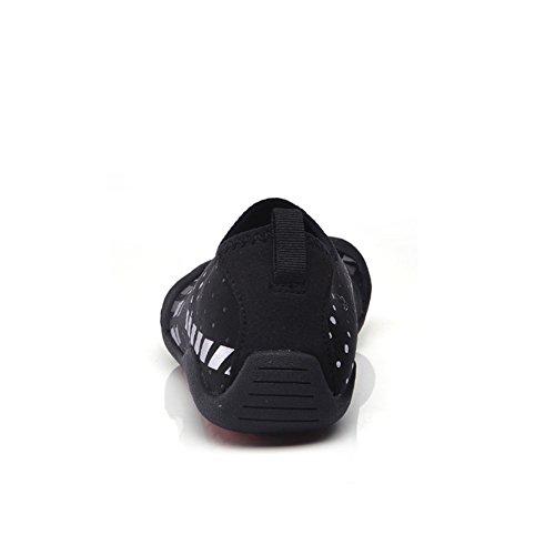 Kayak Noir De Belecoo Chaussures Athletic Schage Rapide Sport Aqua Randonne Surf Outdoor Le Slip Hommes on Blanc Aquatiques La Pour 6q1nUqR