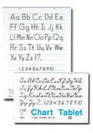 (Chart Tablet 1.5in Ruled 25ct 24x16)
