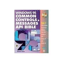 Windows 95 Common Controls & Messages Api Bible