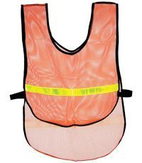 Acclaim Safety Reflective Vest One Size Fits All