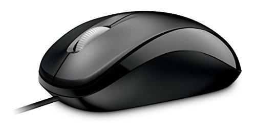 Microsoft Compact Optical Mouse (Microsoft Compact Optical Mouse 500 USB EN/XC/FR/ES Hardware - Black (U81-00010))