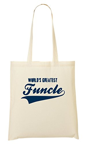 Fun Bolso Normal World'S Cool De De Mano More Way Like Bolsa Uncle Funcle Greates But Compra La qwqpSU