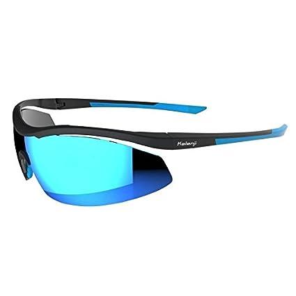 DECATHLON kalanji Running 600 adulto Running gafas de sol categoría 3, negro
