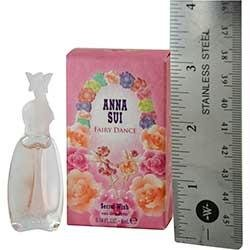 (Secret Wish by Anna Sui for Women 0.14 oz EDT Mini )