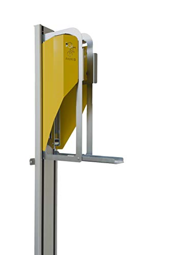 Parkis bicycle rack lift automatically up to 40% space saving bike parking Components and Parts