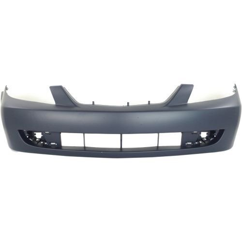 Go-Parts ª OE Replacement for 2001-2003 Mazda Protege Front Bumper Cover BL8D-50-031C-BB MA1000180 for Mazda Protege