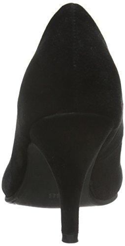 De Conti0598504 Andrea Schwarz 002 schwarz Zapatos Tacón Mujer OgEECwq