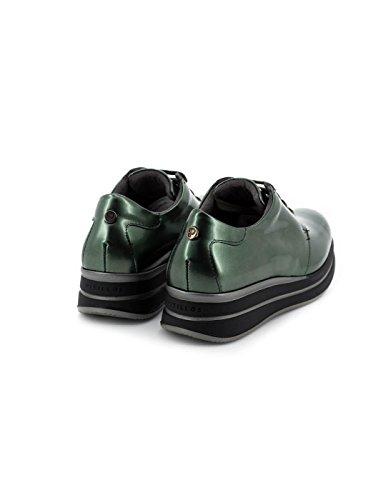 1330 Chaussure Vert Verte Pitillos Peau q8xtx6