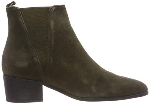 Vert 200 Green Karen 200 Pavement Bottines Femme Suede tqHfxw