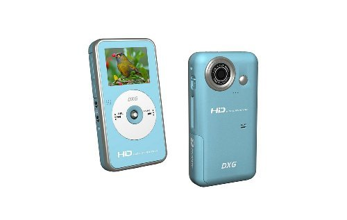 DXG 567V Hi-Res 5.0MP HD Camcorder and with 1.7-Inch Hi-Res LCD Zoom and 2x Zoom (Black) [並行輸入品] B07F61D6WM, マツオムラ:1808cb29 --- ijpba.info