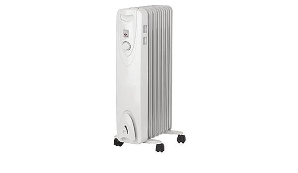 Amazon.com: Petróleo portátil H-6011 Lleno Radiador Calentador: Home & Kitchen