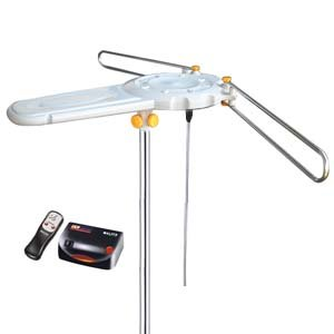Turcom motorized digital amplified antenna