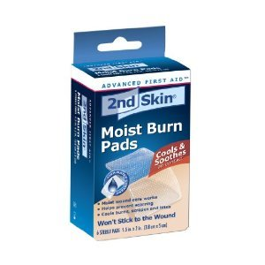 Spenco 2nd Skin Burn Pad 1-1/2''x2''