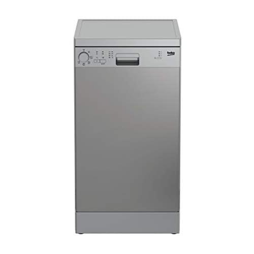 31XX 2UBIKL. SS500 Haz clic aquí para comprobar si este producto es compatible con tu modelo Beko DFS05013X. Diseño: Independiente Color de la puerta: Acero inoxidable