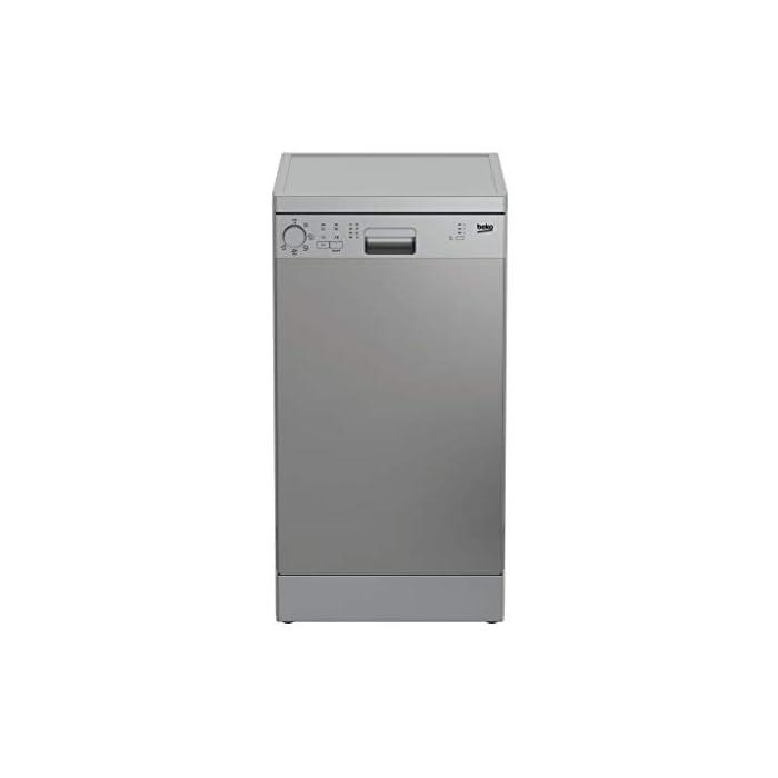 31XX 2UBIKL Haz clic aquí para comprobar si este producto es compatible con tu modelo Beko DFS05013X. Diseño: Independiente Color de la puerta: Acero inoxidable