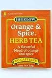 Cheap 28 Pack Of Bigelow Orange Spice Herbal Tea