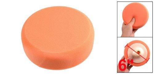Amazon.com: eDealMax Herramienta de la esponja Suave de la bola de la rueda pulidora 6 Diámetro coche rosa del melocotón: Automotive
