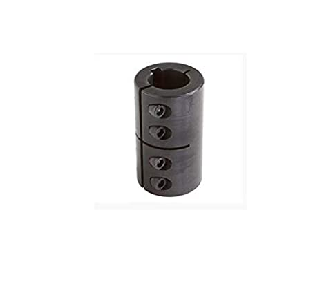 Pack of 2 Climax GMSCC-12-12-KW 12mm X 12mm ID SPLIT KW Metric Clamp Coupling STL BO,