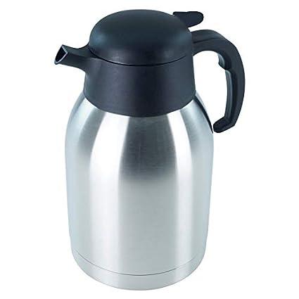 Markenlos Jarra térmica Jarra Termo para café Tetera 1,0/1,5 ...