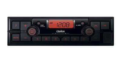 Clarion RG9451 Compact, Dustproof, Weatherproof and Vibration Resistant 12/24V Audio Unit (Clarion Car Radio compare prices)