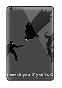 Premium Ipad Mini/mini 2 Case - Protective Skin - High Quality For Batman And Ninjas