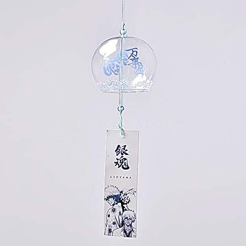 Wind Chimes Hanging Decorations - Glass Wind Chime