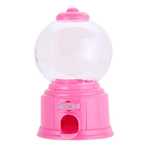 Money Boxes - Cute Sweets Mini Candy Machine Creative Bubble Gumball Dispenser Coin Bank Kids Toy Children Gift - Boys Patrol Usps Bank Eating Black Hand Gravity Girls Extra Neko Plugs Ocean Sor