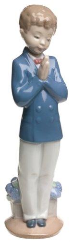 NAO Time to Pray Porcelain Figurine
