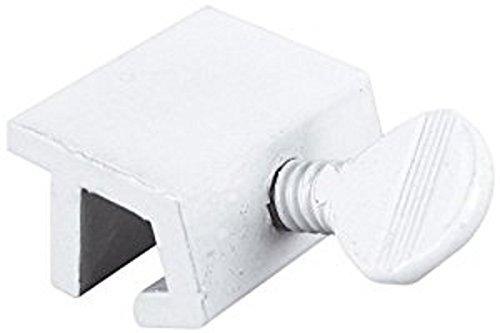 Plexiglass Security Door (10x High Security Quick Installation Aluminum Sliding Window Lock Lock Hardware Color White Lot Brand)
