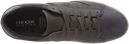 Para Hombre Zapatillas D anthracite Box Geox C9004 U Xxt7FXI