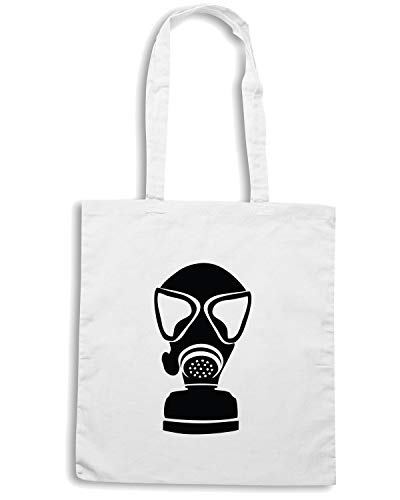 MASK GAS TM0449 Bianca Speed Borsa Shopper Shirt qFfwYF7UX