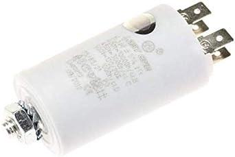 Sauter – Condensador 6.3 µf 470 V 1.27.6CA2 MKP – 72X8290: Amazon.es: Grandes electrodomésticos