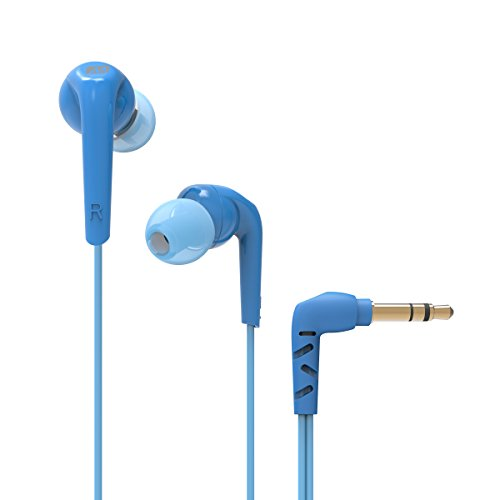 MEE audio Earphone Noise Isolating In-Ear Headphones with Memory Wire